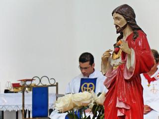 Sagrado Coração de Jesus, rogai por nós!