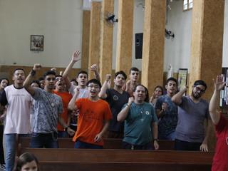 """EJC Teresinha realiza """"Encontrão"""" sobre os desafios do cristão"""
