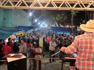Primeiro fim de semana da Quermesse anima comunidade