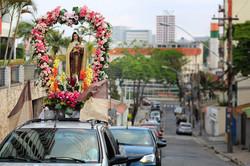 Carreata Festa de Santa Teresinha