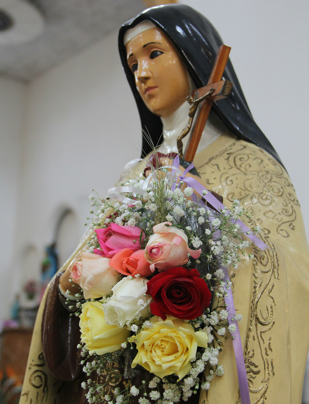 Santa Teresinha, rogai por nós!