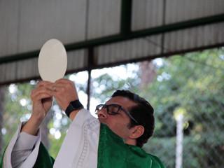 Chácara Pignatari sedia mais uma edição da Missa Campal de nossa paróquia