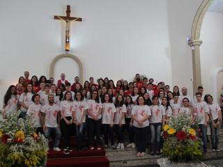 Confirmados na fé: jovens e adultos são crismados em nossa paróquia!