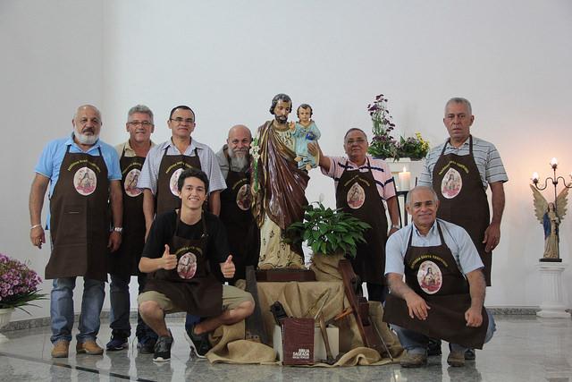 São José Paróquia Santa Teresinha