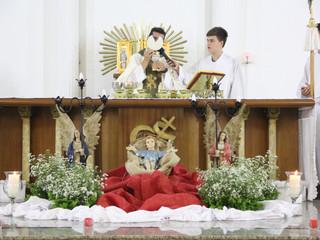 Missa do Galo: Paróquia Santa Teresinha celebra o nascimento do Menino Jesus