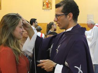 Missa de Quarta-Feira de Cinzas marca início da Quaresma e da Campanha da Fraternidade