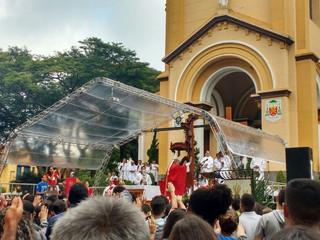 Domingo de Ramos da Juventude: uma experiência de fé