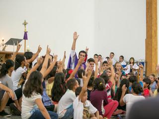 Paróquia Santa Teresinha abre inscrições para Catequese Infantil 2017