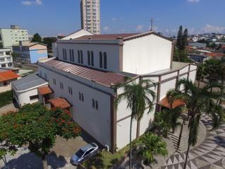 Paróquia Santa Teresinha celebra 80 anos de criação
