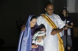 Sagrada Família apresentaçãode natal
