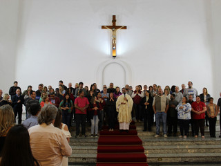 Paróquia Santa Teresinha sedia 56º Encontro de Casais com Cristo
