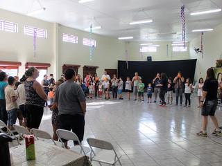 Catequese organiza Café da Manhã com pais e crianças