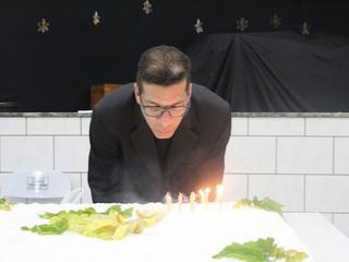 Padre Tiago Silva comemora 10º Aniversário de Ordenação Sacerdotal com Missa Especial