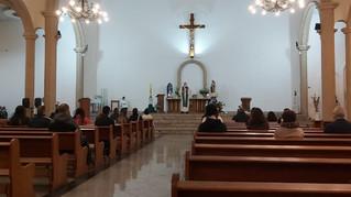 Retomada da missa com presença dos fiéis a partir de 06/09/2020