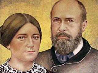 12 de julho: Festa dos Santos Luís Martin e Zélia Guérin, pais de Santa Teresinha!