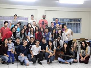 Paróquia Santa Teresinha retoma Grupo de Jovens