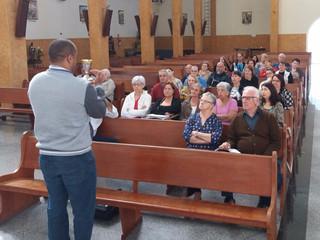 Paróquia Santa Teresinha inicia sua Formação de Ministros