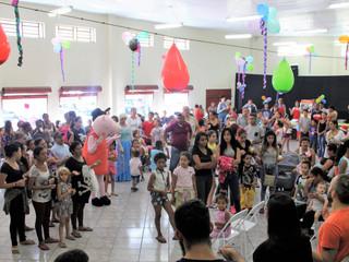 Evento dos Vicentinos promove dia especial para crianças