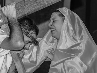 Especial Semana Santa 2019 | Procissão do Encontro é vivenciada pela comunidade