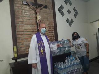 2020: um ano de muitas ações de caridade em nossa paróquia