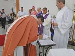 Posse Padre Tiago Silva