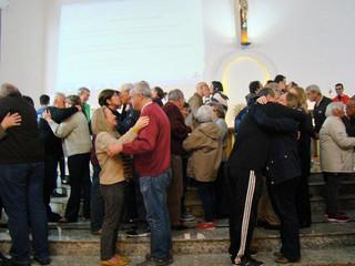 Casais celebram Renovação das Promessas Matrimoniais
