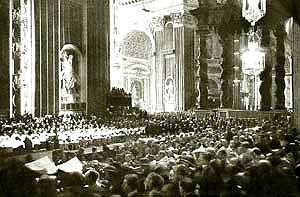 Canonização de Santa Teresinha