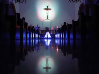 Celebração Penitencial prepara fiéis para o Tríduo Pascal