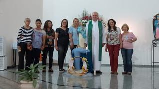 Movimento do Rosário completa 1 ano em nossa paróquia