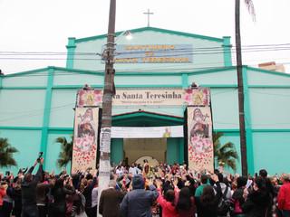 Paróquia Santa Teresinha: 77 anos de evangelização!