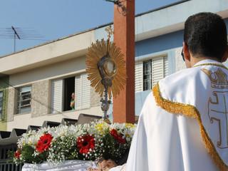 Corpus Christi: Celebração de Fé Eucarística