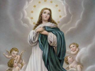 Comunidade comemora a Solenidade de Imaculada Conceição