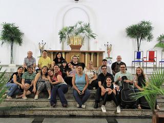 Pastorais preparam Paróquia Santa Teresinha para Domingo de Ramos