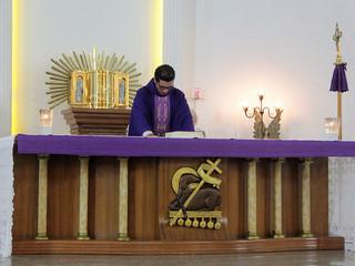 Missa de Quarta-feira de Cinzas marca início da Quaresma