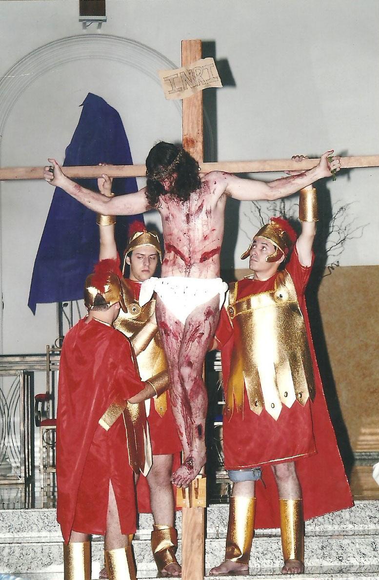 Encenação da Paixão de Cristo (1)