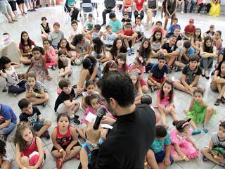 Setor Kids reúne-se para celebrar o Dia das Crianças