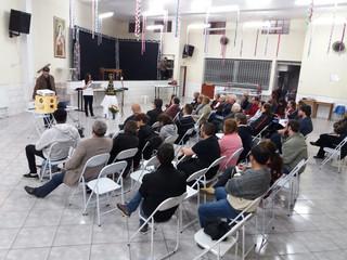 Líderes da comunidade realizam reunião do CPPA