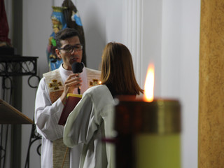 Missa em louvor à Nossa Senhora da Luz