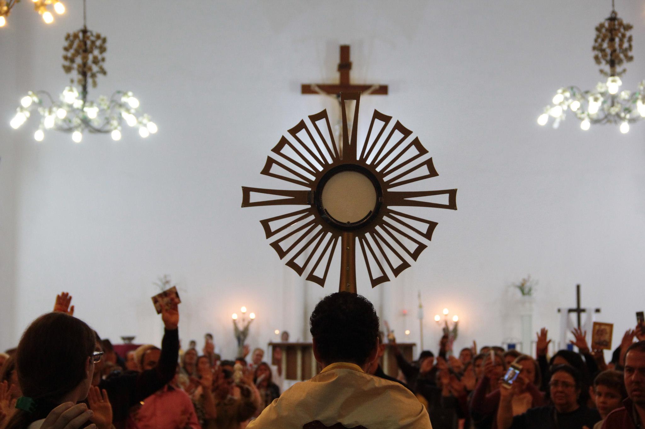 Cerco Jericó Paróquia Santa Teresinh