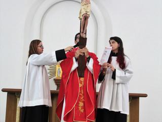 Sexta-feira Santa | Celebração e Procissão marcam a Paixão e Morte de Cristo