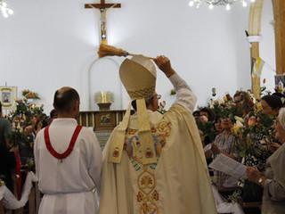 Festa da Padroeira 2018 tem seis missas no dia 01° de outubro