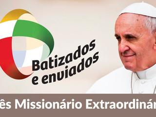 O que é o mês missionário? E por que somos convidados a missão?