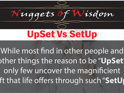 UpSet or SetUp