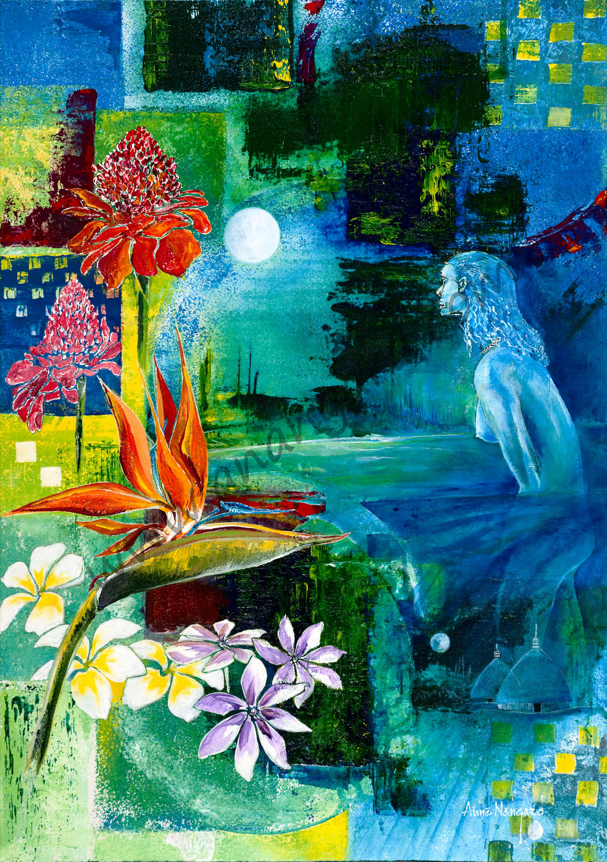 Clair de lune 65X92