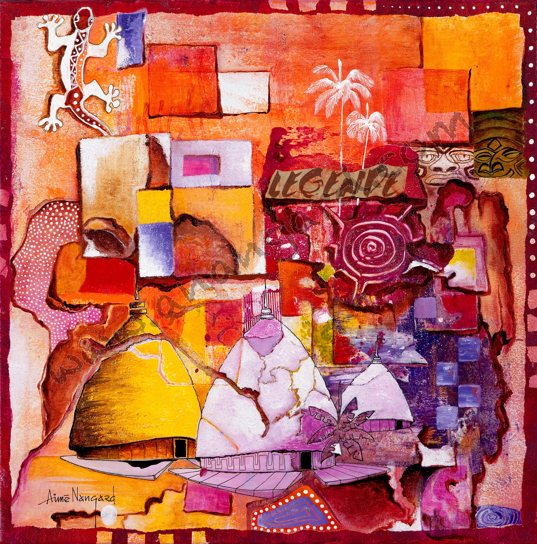 Légende (50x50)