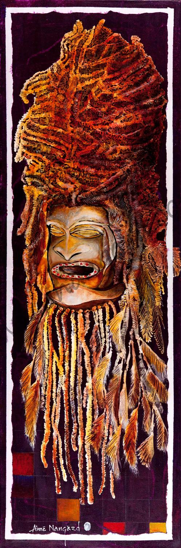Masque Canaque 02-2012 (40x120)