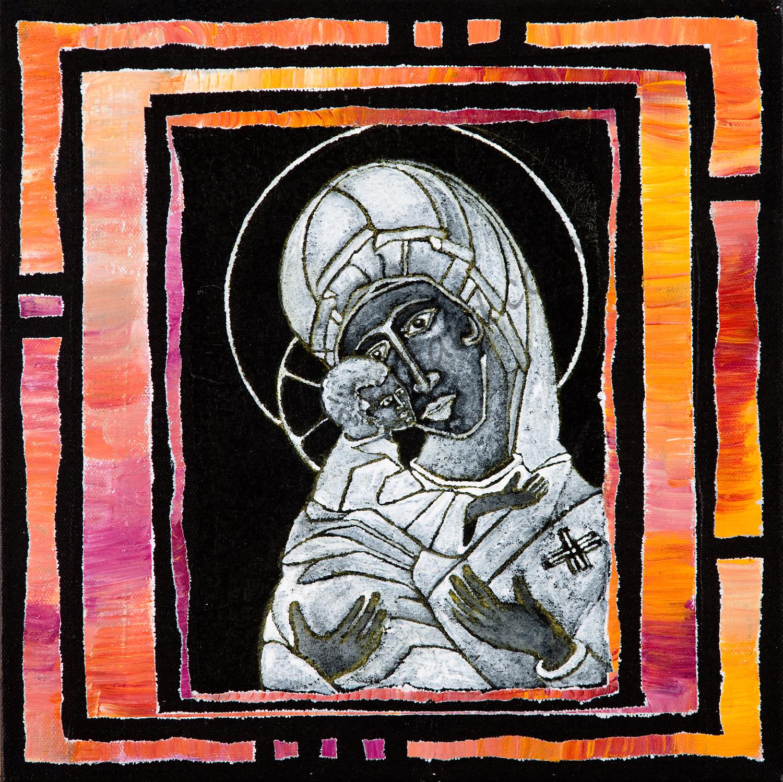 Marie et l enfant Christ
