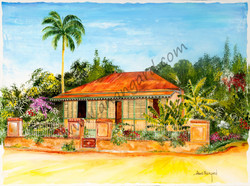 Maison Calédonienne Avenue Carcopino