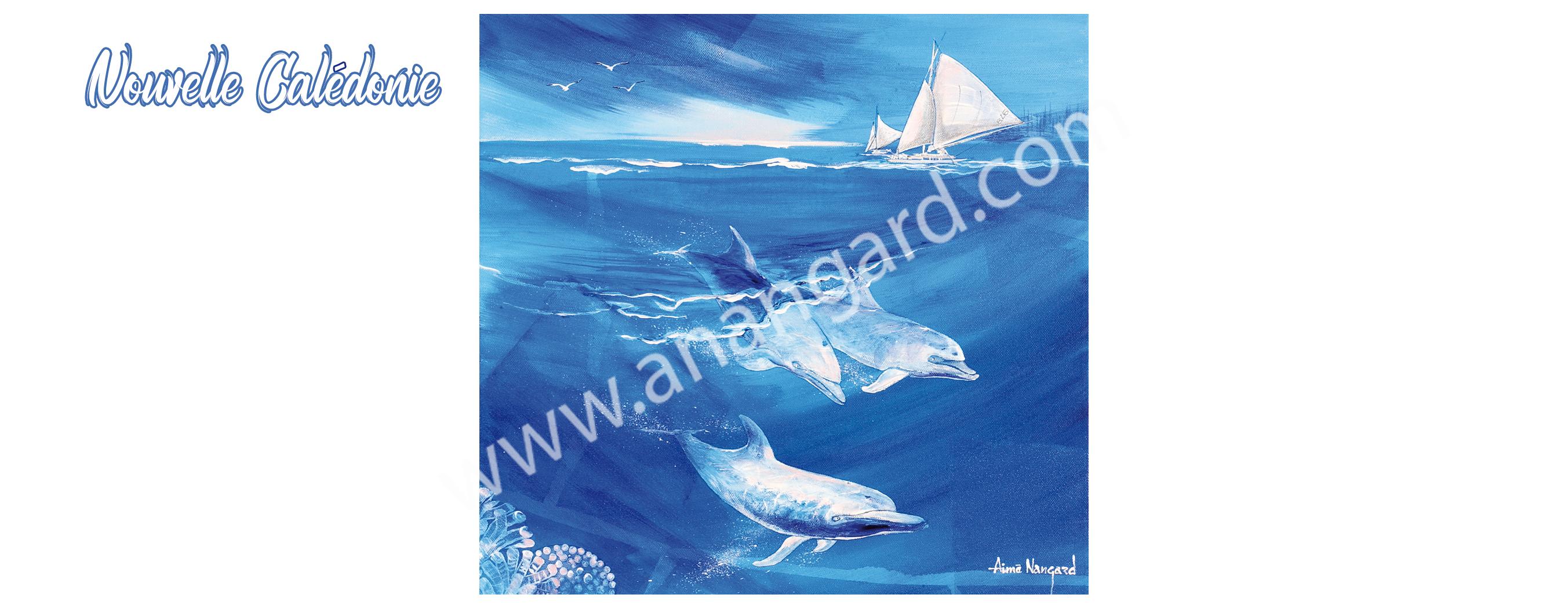 ballet de dauphins