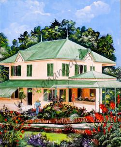 villa fleurie